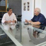 Jorge Capitanich y Carlos Accaputo cierran este martes la Diplomatura en Liderazgo